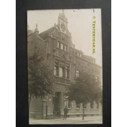 Postkantoor ca. 1925 - fotokaart onbekend