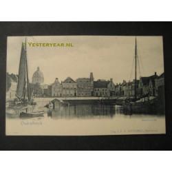 Oudenbosch 1905 - Havenzicht