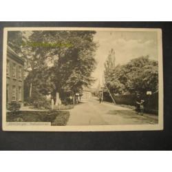 Zevenbergen 1917 - Stationsstraat