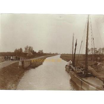 Huis ter Noord ca 1890 kabinetfoto