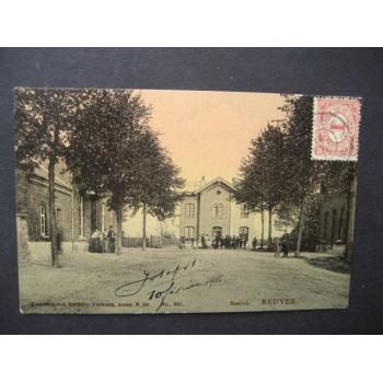 Reuver 1911 - Station - Berkers Verbunt