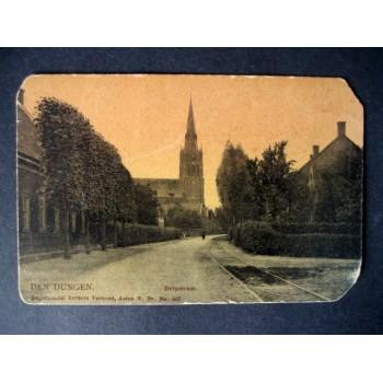 Den Dungen 1908 - Dorpstraat - Berkers Verbunt