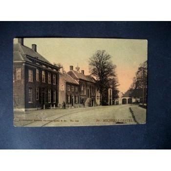 St.Michielsgestel 1914 - gemeentehuis - Berkers Verbunt