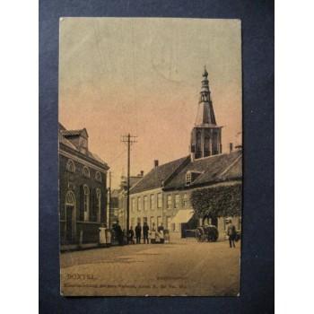 Boxtel 1910 - Rechterstraat - Berkers Verbunt