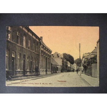 Vught (Vucht) 1908 - Taalstraat - Berkers Verbunt