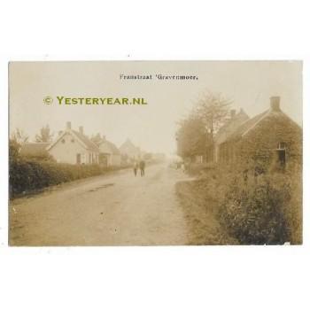 sGravenmoer 1915 - Franstraat - fotokaart