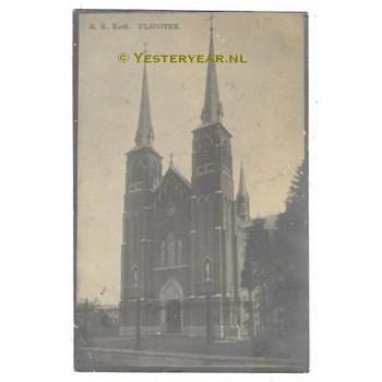 Ulicoten 1915 - R.K.Kerk