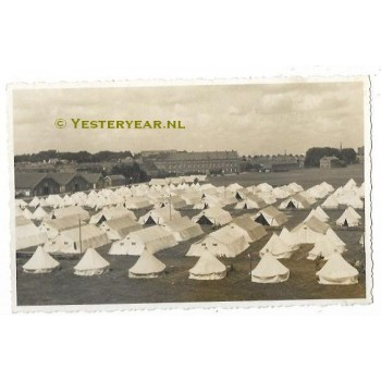 Neerkant Deurne 1939 - tentenkamp mobilisatie WO II