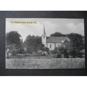 Ellecom 1915 - Kerk
