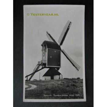 Someren 1955 - standaardmolen anno 1543