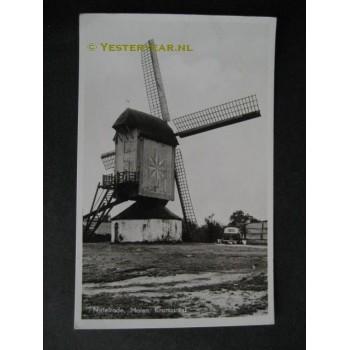 Nistelrode 1953 - molen Kromstraat