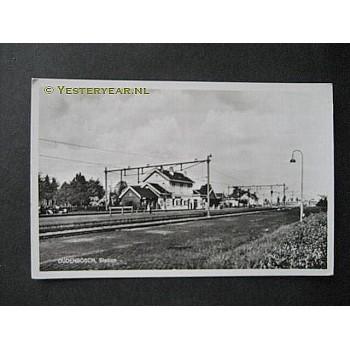 Oudenbosch 1960 - treinstation