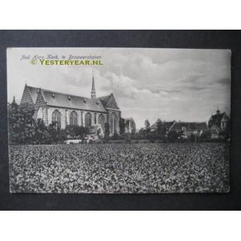 Brouwershaven 1935 - Ned.Herv.Kerk