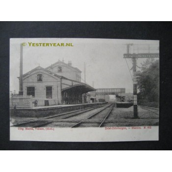 Zeist-Driebergen 1905 - station