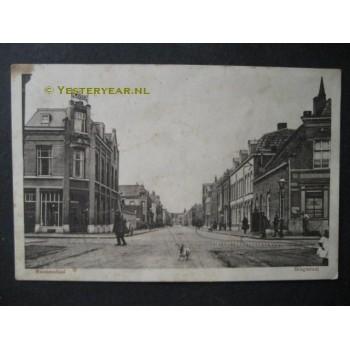 Roosendaal 1915 - Brugstraat