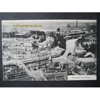 Breda 1908 - panorama - luchtfoto