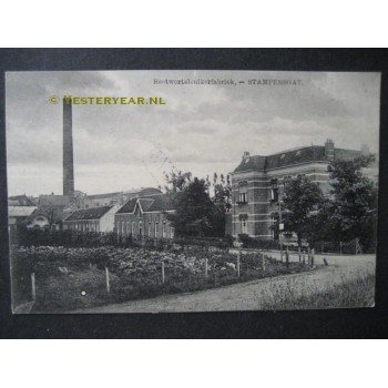 Stampersgat 1915 - beetwortelsuikerfabriek