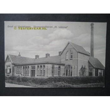 Westerhoven ca. 1915 - stoomzuivelfabriek