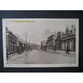 Rijen ca. 1928 - Centrum Kerkstraat