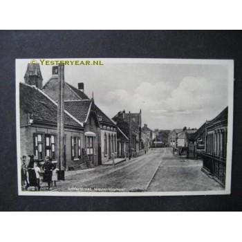 Nieuw Vossemeer 1930 - Achterstraat