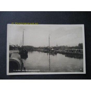 Tilburg 1935 - Wilhelminakanaal