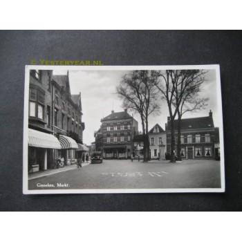 Ginneken 1935 - Markt