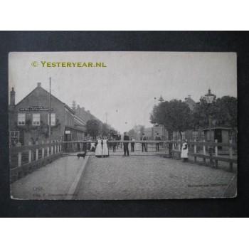 Oss 1905 - Molenstraat - (overweg) - spoor