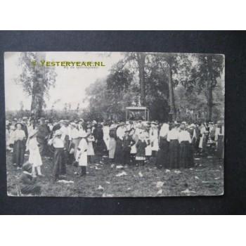 Ginneken 1915 - Kinderzendingsfeest