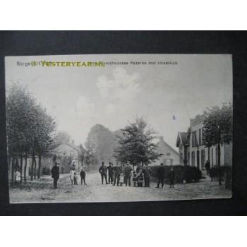 Bergeijk 1916 - 't Hof - Marechaussee Kazerne