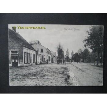 Chaam 1915 - Dorpzicht