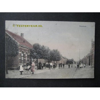 Rijen 1911 - Dorpstraat
