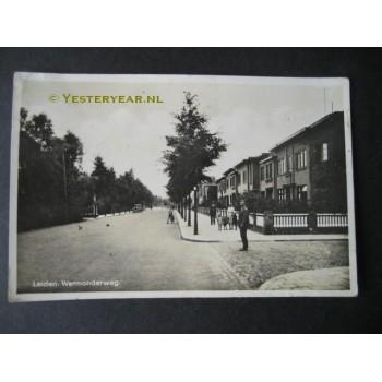Leiden 1930 - Warmonderweg