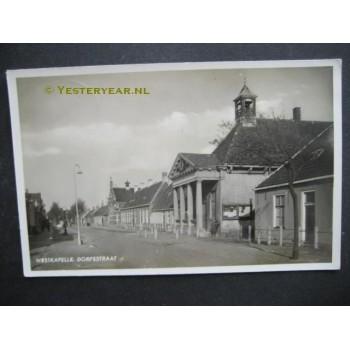 Westkapelle 1937 - Dorpsstraat
