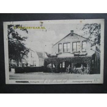 Oostkapelle 1915 - Domburgsche Straatweg