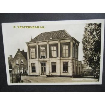 Koudekerke 19654 - Raadhuis - fotokaart