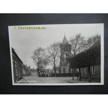Biggekerke 1947 - Dorpsring - kerk