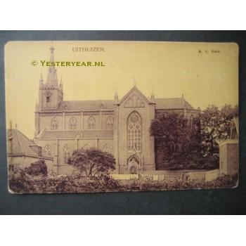 Uithuizen 1900 - R.C.Kerk