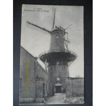 Zierikzee 1915 - korenmolen
