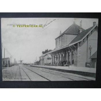 Alphen 1903 - (Alfen) -Oudshoorn-station