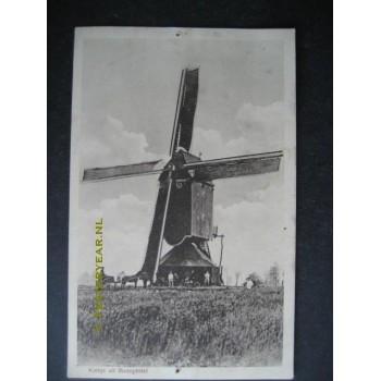 Moergestel 1915 - kiekje molen