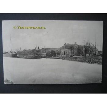 Nederweert 1915 - hooi-stro-grashandel