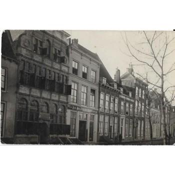 Middelburg ca.1930 - Dwarskaai-Bierbr.fotokaart