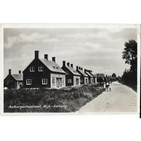 Wijk en Aalburg 1950 - Aalburgschestraat