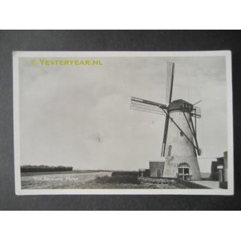 Sint Annaland 1960 - Molen