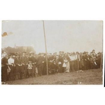 Almkerk 1913 - Onafhankelijkh.feesten-fotokaart