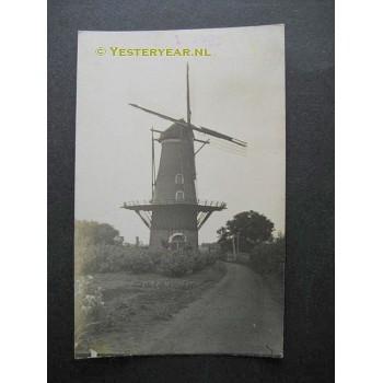 Heinkenszand 1915 - molen - fotokaart