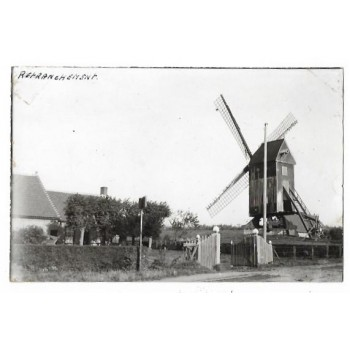 Retranchement 1940 - molen - fotokaart