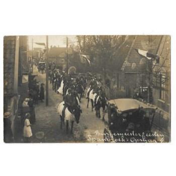 Spanbroek ca. 1920 - Burgemeesterfeesten