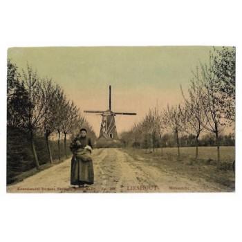 Lieshout 1910 - Berkers Verbunt no.154-Molenzicht