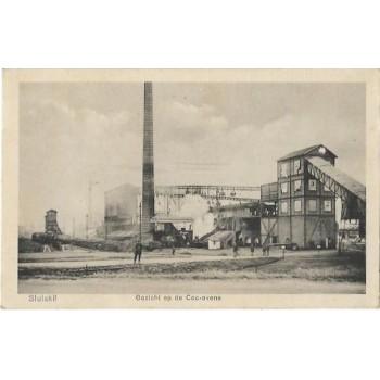 Sluiskil 1929 - CoC-ovens - (cokesfabriek)